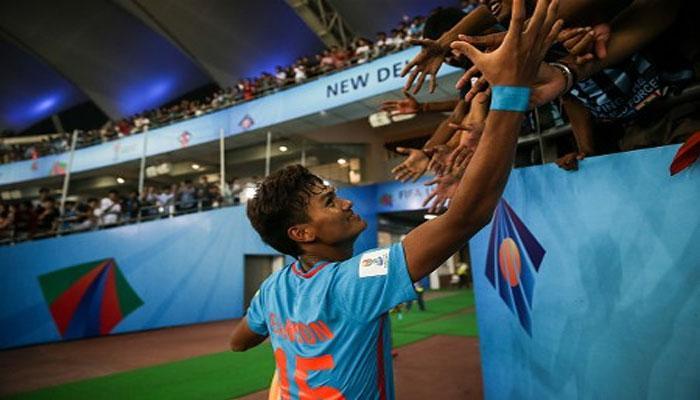 ভারতীয় ফুটবলের ইতিহাসে ঢুকে গেল জ্যাকসনের নাম