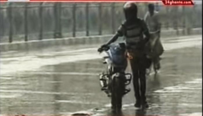 কালীপুজোতেও বৃষ্টি, আবহাওয়া দফতরের পূর্বাভাসে আশঙ্কায় উদ্যোক্তারা