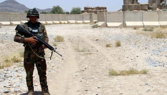 কান্দাহারে আত্মঘাতী বিস্ফোরণে হত ৪৩ আফগান সেনা