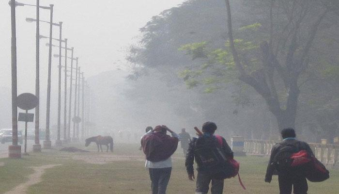 প্রাক শীত পর্বে বাংলা, আশার বাণী হাওয়া অফিসের