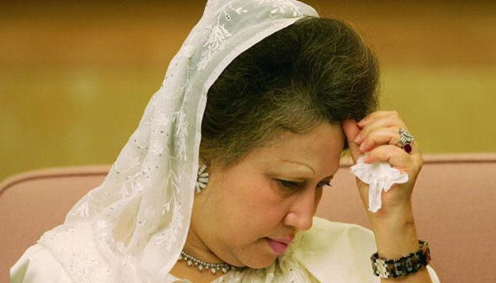 আইএসআইকে মদত! খালেদার বিরুদ্ধে দেশদ্রোহিতার মামলা বাংলাদেশে