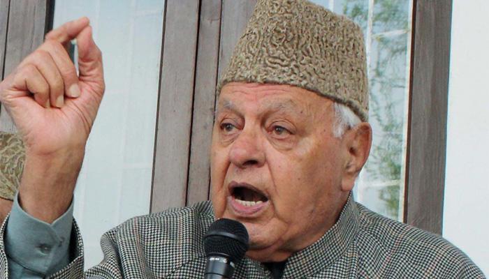 স্বশাসনের অধিকার দিলেই কাশ্মীর সমস্যার সমাধান হয়ে যাবে, দাবি ফারুক আবদুল্লার
