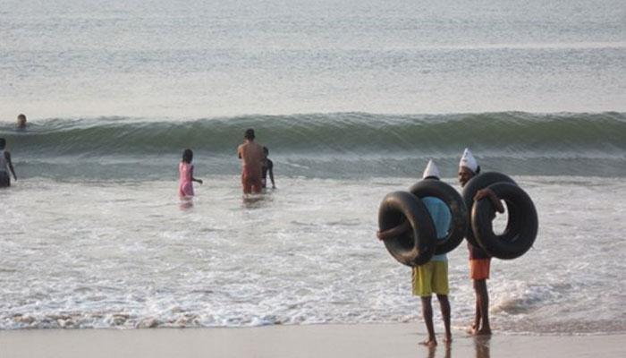 দুর্ঘটনা এড়াতে দিঘা, মন্দারমণিতে শতাধিক নুলিয়া নিয়োগ করছে রাজ্য সরকার