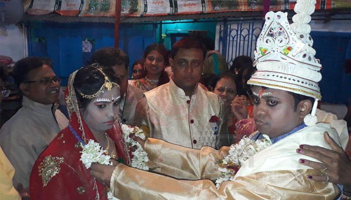 নির্বাক বিবাহে' বাক্যহারা বীরভূম