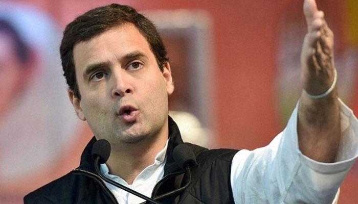 নেতা আজ জাতীয় সভাপতি, খুশির বাঁধ ভাঙল 'রাহুল দুধ' বিতরণকারীর