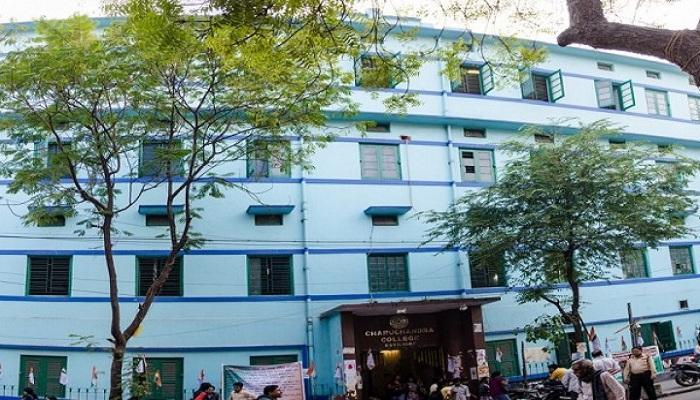 কলেজ খুললেও, উপস্থিতির হার নগণ্য চারুচন্দ্র কলেজে