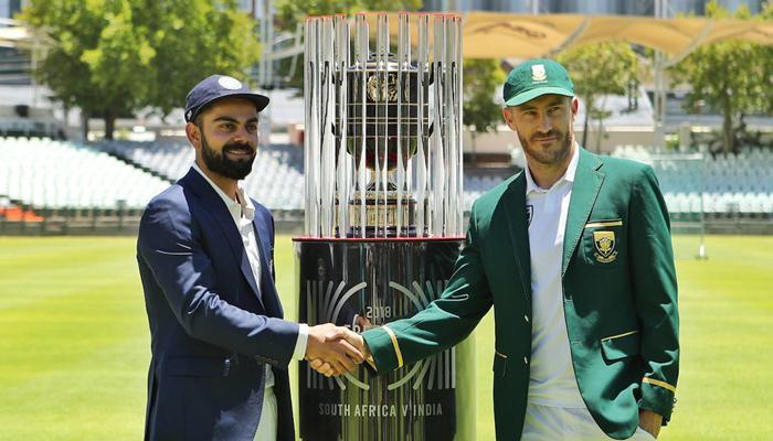 শুক্রবার কেপটাউনে শুরু হচ্ছে ভারত-দক্ষিণ আফ্রিকা টেস্ট সিরিজ