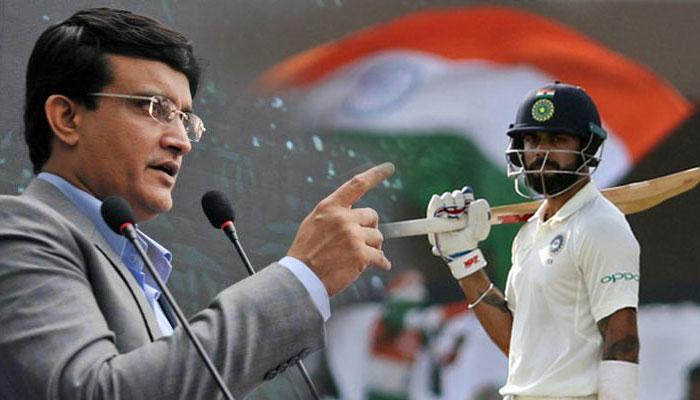 বিরাট ভারতীয় ক্রিকেটের পতাকা বাহক: সৌরভ