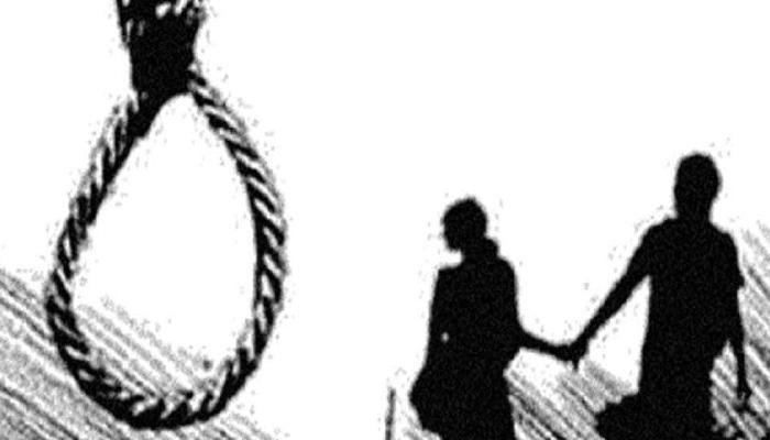 সম্পর্কে টানাপোড়েন, আমগাছে ওড়নায় ফাঁস দিয়ে আত্মঘাতী যুগল