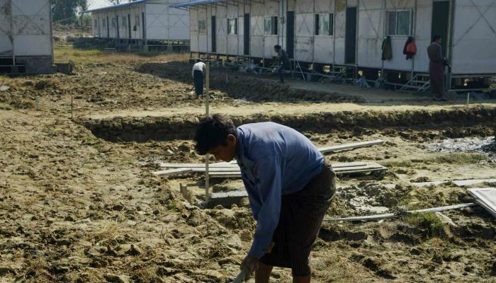 রোহিঙ্গা ইস্যুতে আদালতের হস্তক্ষেপ নয়, সুপ্রিম কোর্টে জানাল কেন্দ্র