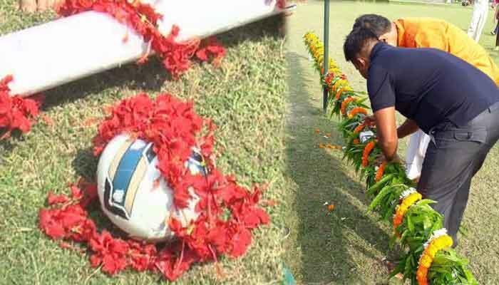 ঐতিহ্যের বারপুজোয় বর্ষবরণ ময়দানে, নেই দুই প্রধানের ফুটবলাররা