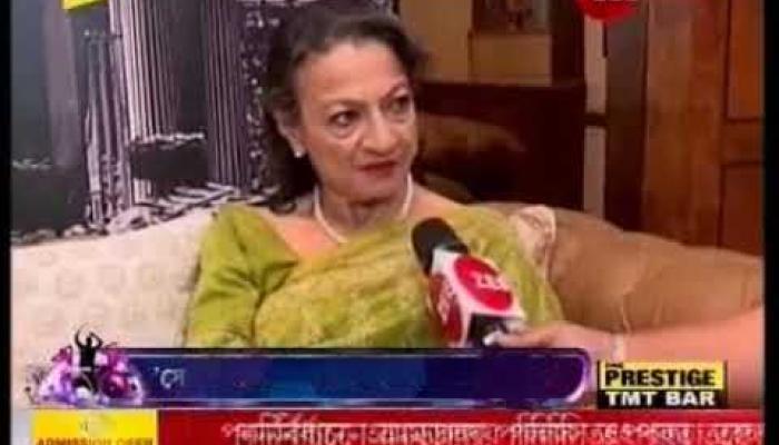 বাংলা ছবি 'সোনার পাহাড়' নিয়ে কথা বললেন তনুজা (পার্ট-১)