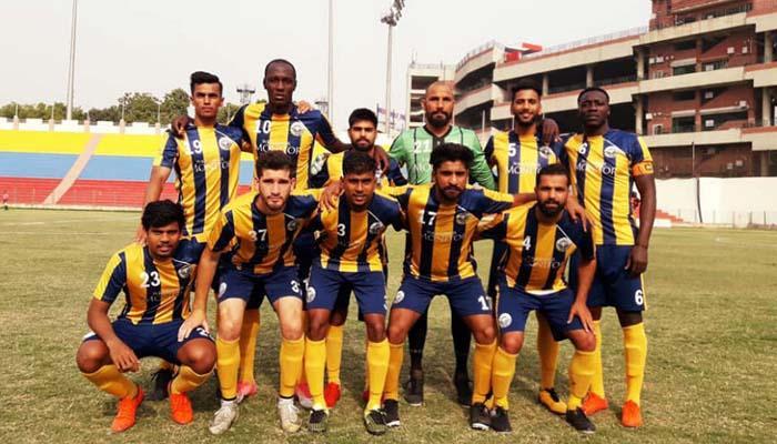 ভারতীয় ফুটবলে নজির গড়ল কাশ্মীর