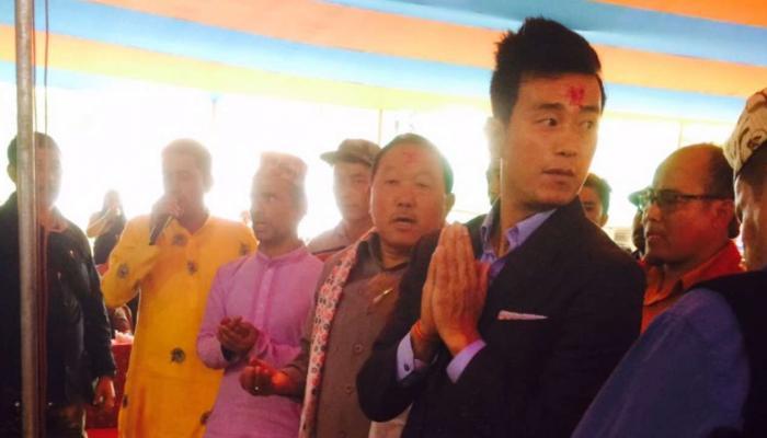নিজের নতুন রাজনৈতিক দলের ঘোষণা করলেন 'তৃণমূলে বহিরাগত' বাইচুং