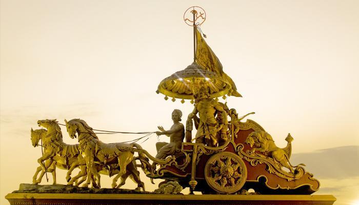 দিল্লির কাছে মাটির নীচে মিলল ৪,০০০ বছরের পুরনো রথের ধ্বংসাবশেষ