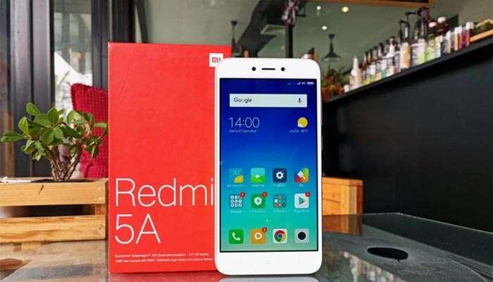 বিক্রি শুরু হল Xiaomi-র সবচেয়ে সস্তা ফোন Redmi 5A-এর!