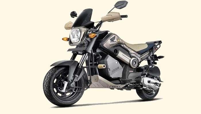জেনে নিন 'সস্তার বাইক' 2018 Honda Navi-র খুঁটিনাটি