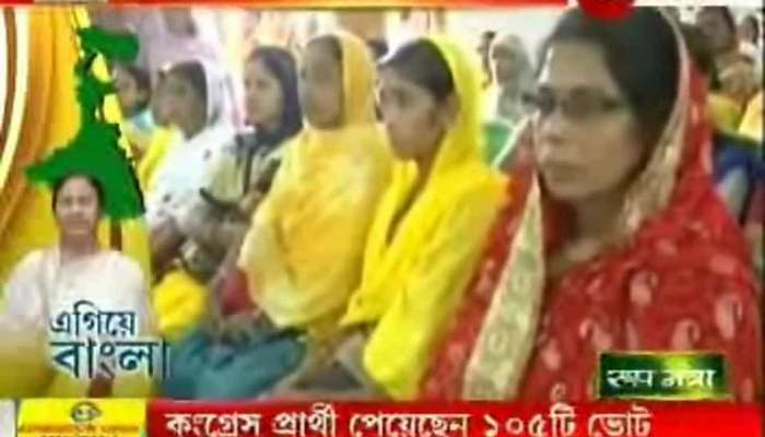 Egiye Bangla : Initiatives taken to strengthen the self-help group women in Murshidabad