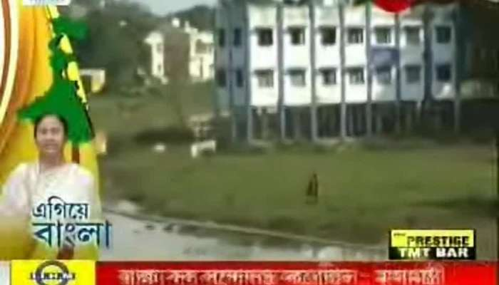 Egiye Bangla : 31 Flood shelter built in Murshidabad
