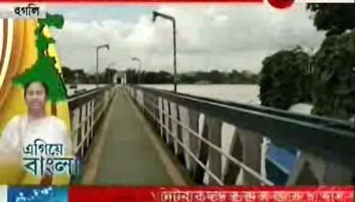 Egiye Bangla : New bridge at Telanipara in Bhadreshwar