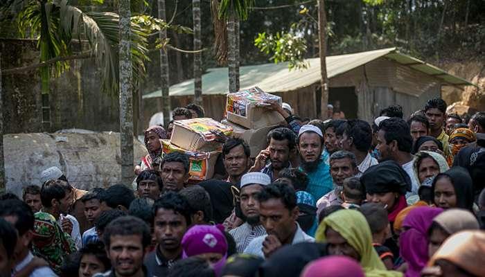 দেশের অন্যত্র চাপে পড়ছে রোহিঙ্গারা, পশ্চিমবঙ্গ তাদের জন্য কিছুটা 'বন্ধুত্বপূর্ণ': বিএসএফ ডিজি