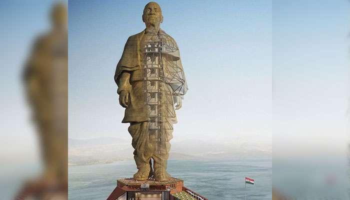 অক্টোবরেই উদ্বোধন হবে গুজরাটে তৈরি বিশ্বের উচ্চত্তম বল্লভভাইয়ের মূর্তি