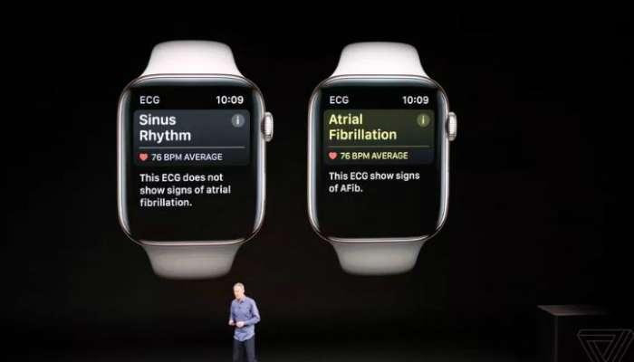লঞ্চ হল Apple Watch 4, এবার ঘড়ি দিয়েই এবার করা যাবে ECG