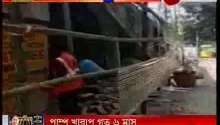 PwD started demolition work at Majherhat bridge