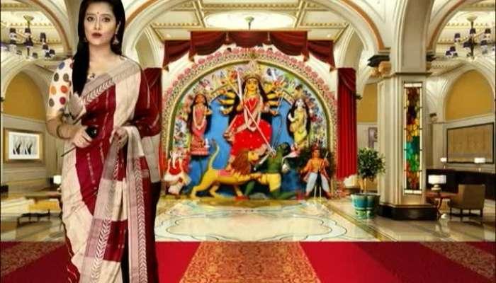 Theme Pujo- Barisha Sarbojonin, Behala