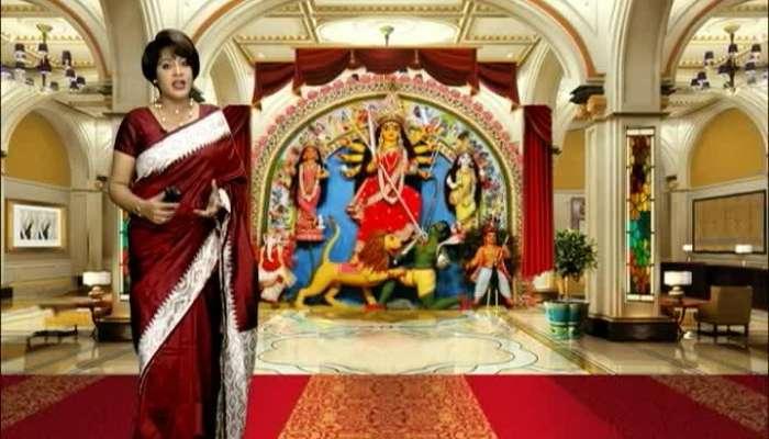 Durer Dugga- Pet Kati Maa Durga, Murshidabad.mp4