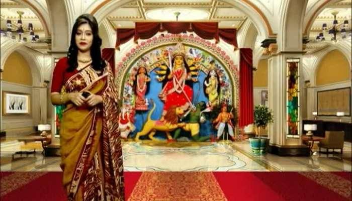 Pujor Saaj- Style Statement Of Jaya Ahesan