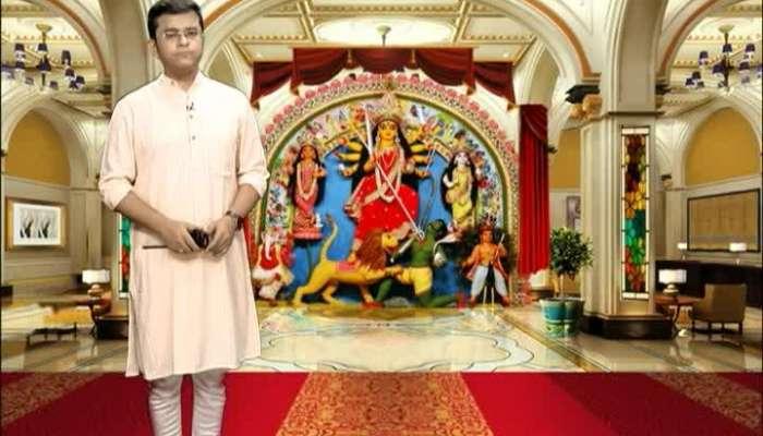 Pujor Saaj - Deboshreer Sajmahal