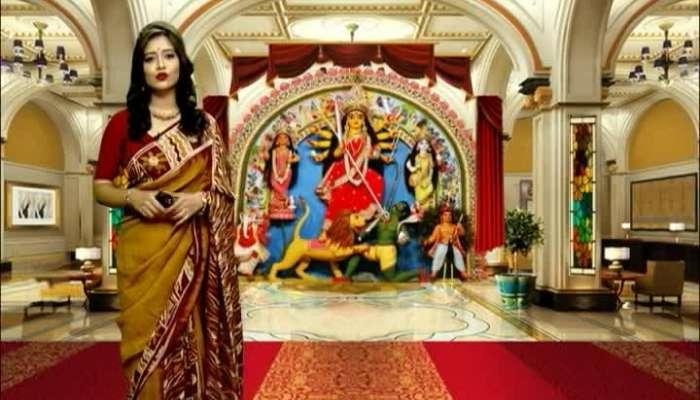 Oitijhyer Pujo- Roy Bari, Shantipur, Nadia