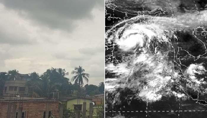 'তিতলি'র খেলা শুরু, কলকাতা ও উপকূলের ২ জেলায় বৃষ্টি নামল ঝেঁপে
