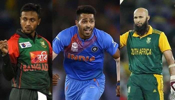 আহত ক্রিকেটারদের বিশ্ব একাদশ