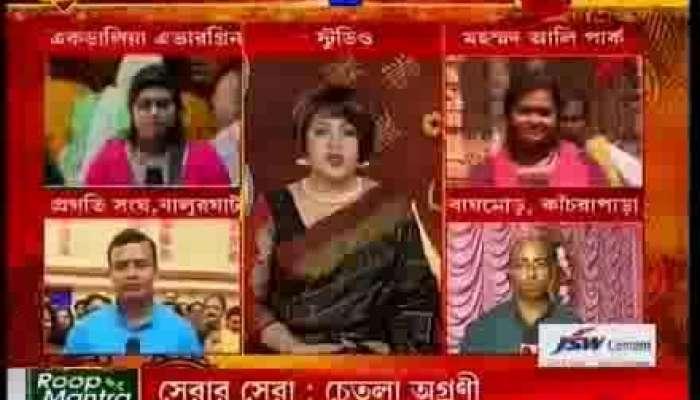 Durga PUja2018@Ranjeet Mallick's House
