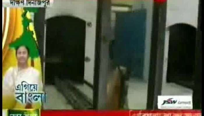 Egiye Bangla: Electric Furnace Built In Balurghat Crematorium