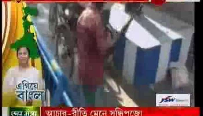 Egiye Bangla : Extra time water, twice in a day garbage cleaning by Chinsurah Municipality