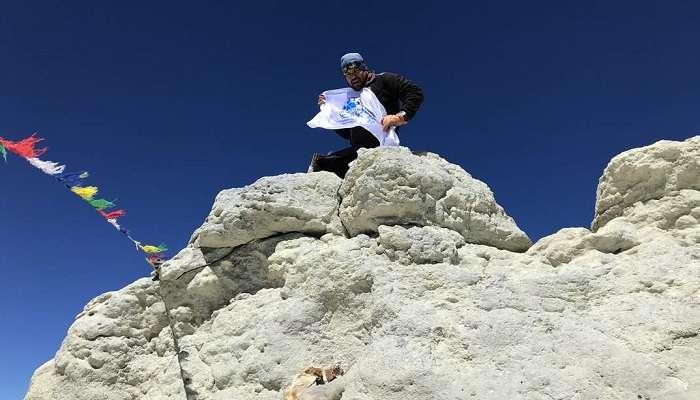 ওশেনিয়ার উচ্চতম আগ্নেয়গিরি জয়, বিশ্বরেকর্ড থেকে ২ ধাপ দূরে সত্যরূপ