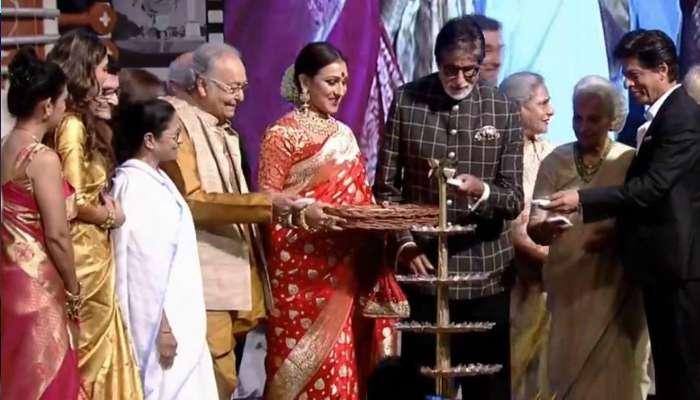 ভারতীয় চলচ্চিত্রে বাঙালির অবদান স্মরণ করলেন তারকারা