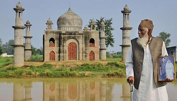 'তাজমহল' অসম্পূর্ণ রেখে বেগমের পাশেই সমাধিস্থ বুলন্দশহরের শাহজাহান