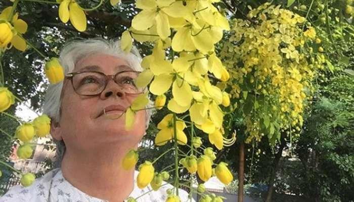 ক্যান্সারে আক্রান্ত বর্ষীয়ান অভিনেত্রী নাফিসা আলি