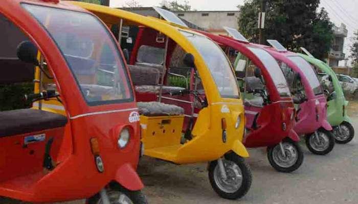 বেকারদের কর্মসংস্থানে ই-রিকশা কেনায় টাকা দিচ্ছে রাজ্য সরকার